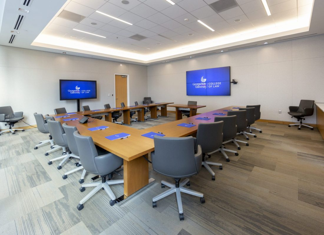 Arbitration Center Large Hearing Room